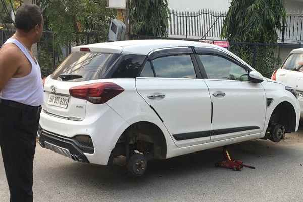 faridabad-sector-21-c-car-tire-chori