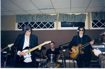 Pat Fish, Max Eider, and Mr.Jones in Erie