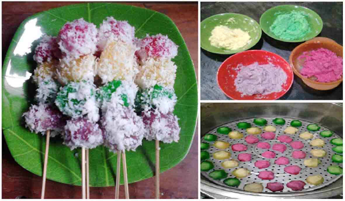"""Resep Kue Tradisional Singkong """"Sunduk Urut"""""""