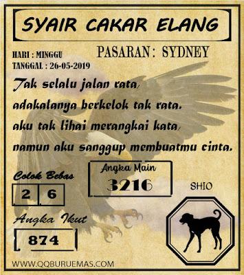 SYAIR SYDNEY 26-05-2019