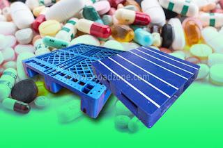 Mengapa Harus Menggunakan Pallet Plastik Untuk Makanan dan Farmasi
