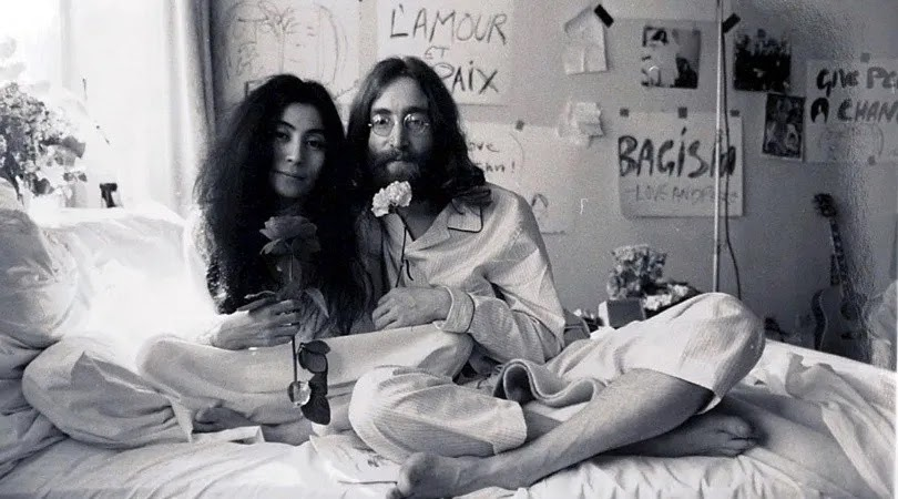 Nixon ordenaba la deportación de John Lennon y Yoko Ono de Estados Unidos. Hace 49 años