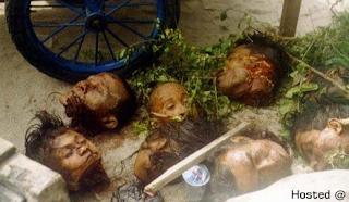 La Brutal Masacre de Poso Indonesia
