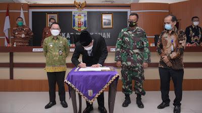 Bupati Raden Adipati Surya Resmi Buka MUSREMBANG Tahun 2021-2026