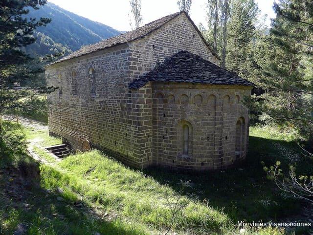 Iglesia de San Adrián de Sasabe, Borau