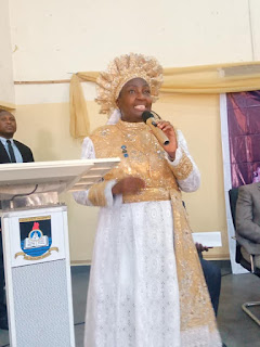 Rev. Mrs. Esther Ajayi Pledges to Donate Lecture Theatre to LASU