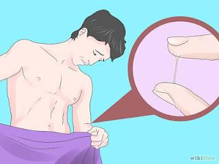 gejala penis keluar nanah