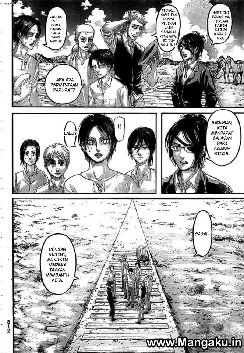 Shingeki No Kyojin: Chapter 108 - Page 15