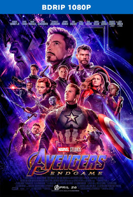 Avengers Endgame  2019   BDRip   HD   1080p   Latino 