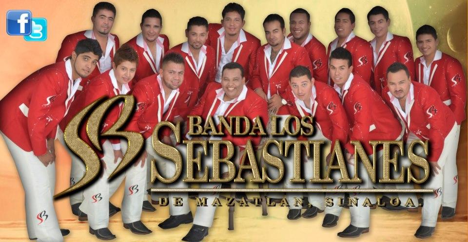 Banda Los Sebastianes - Vas A Sufrir (2013) - www.BajarCorridos.com