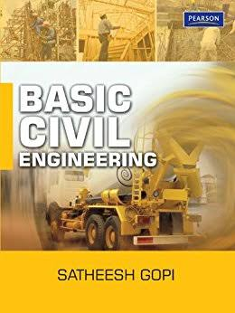 Download Basic Civil Engineering By Satheesh Gopi Book Pdf