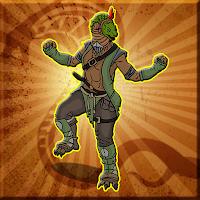 G2J Snake Warrior Escape
