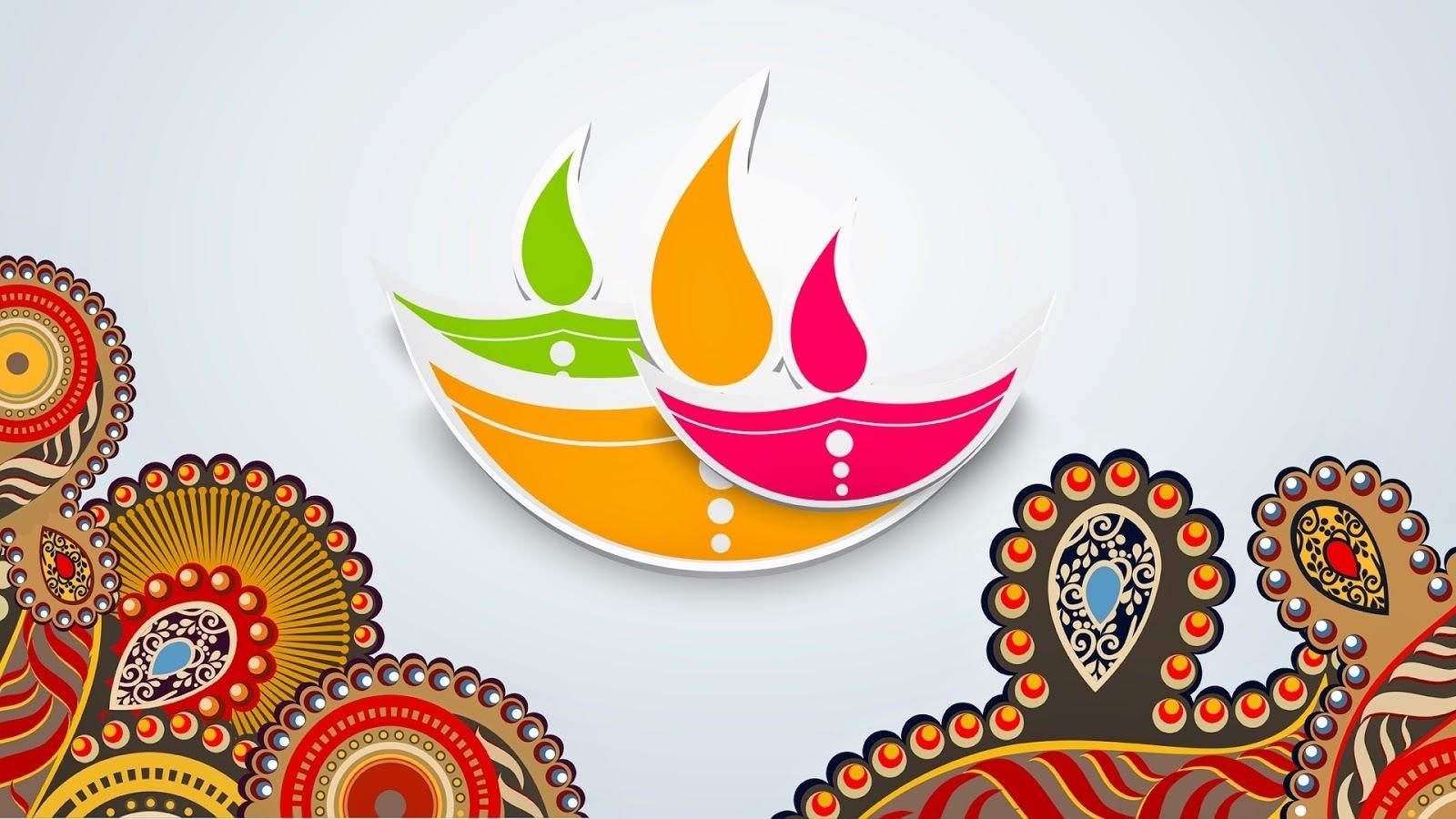 Great Wallpaper Mobile Diwali - happy-diwali-minimal-wallpaper  Picture_94241.jpg