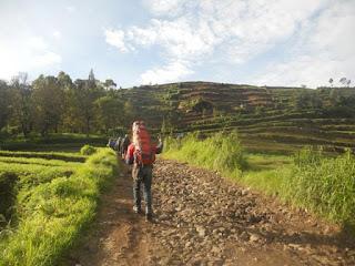 Jalur Pendakian Gunung Arjuno Via Cangar