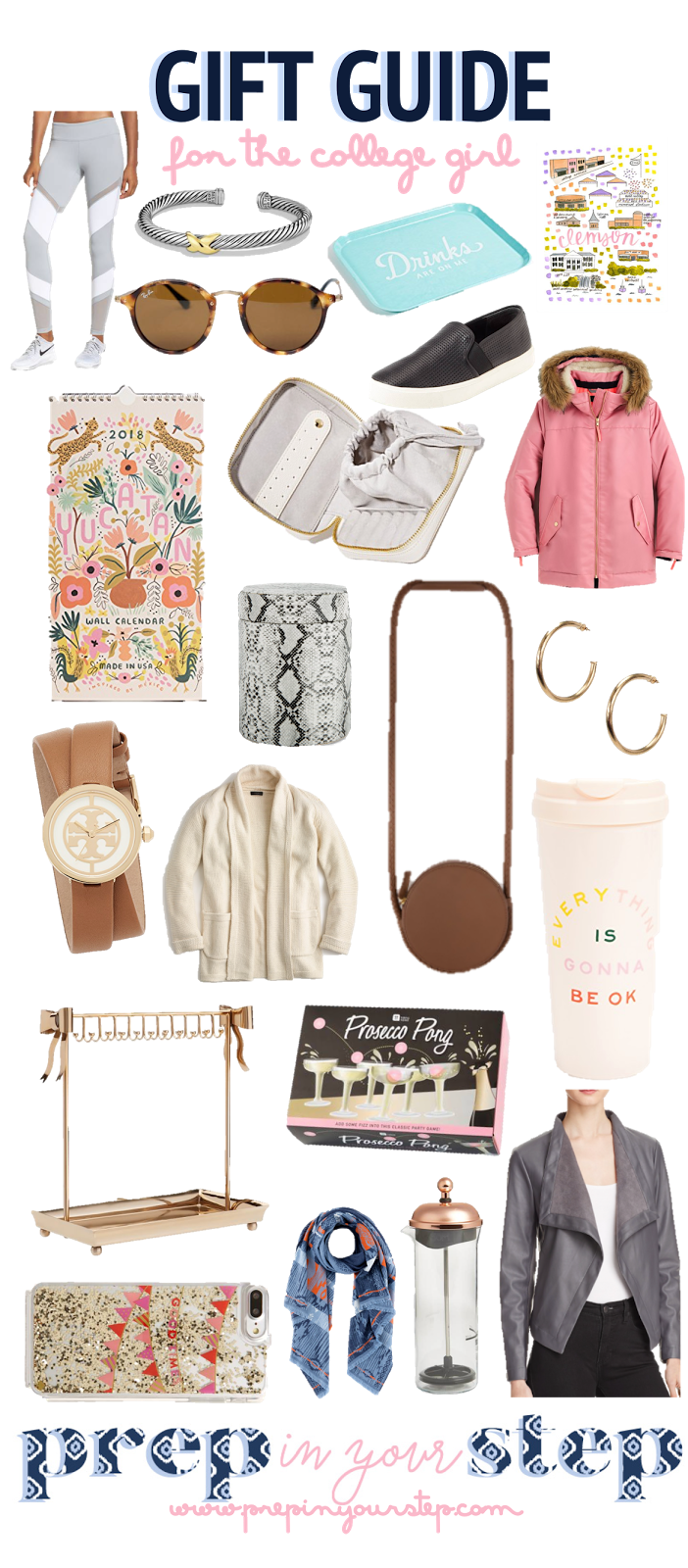 prep in your step  12 gift guides for everyone on your list