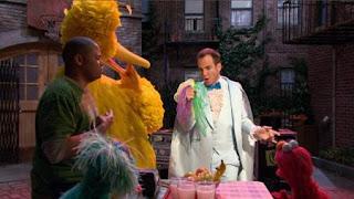 Elmo, Rosita, Chris, Max the Magician, Will Arnett, Big Bird, Sesame Street Episode 4323 Max the Magician season 43