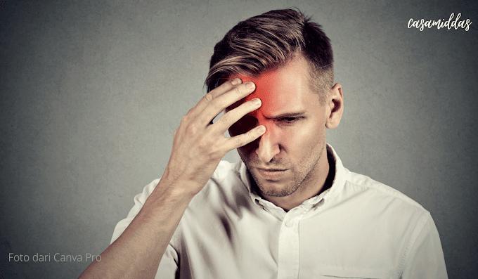 Berikut 3 Jenis Sakit Kepala Yang Perlu Diwaspadai