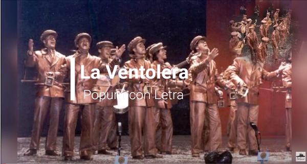 """🌬️🌬️Popurri con LETRA Comparsa """"La Ventolera"""" de Antonio Martínez Ares (1994)🌪️🌪️🌪️"""