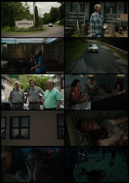 The Dead Don't Die 2019 Dual Audio 720p BluRay