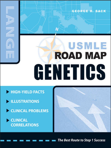 USMLE Road Map. Genetics [PDF]