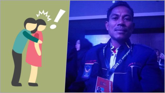 Anggota DPRD NTT dari Nasdem Nekat Remas Payudara IRT Saat Suami Korban di Toilet