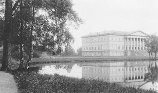 Quarenghi's English Palace at Peterhof, which was sadly demolished after suffering damage during the war