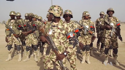 Army Rescues Six Abducted Students In Kaduna