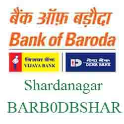 New IFSC Code Dena Bank of Baroda Shardanagar, Ahmedabad