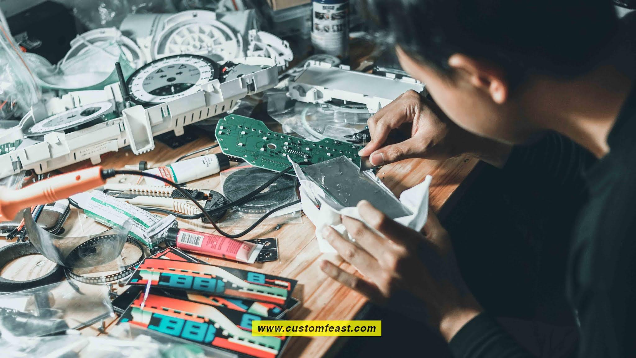 speedometer repair shop service