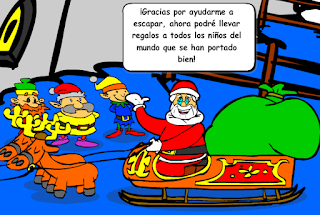 Santa Saw Game - Jugado y Resuelto!