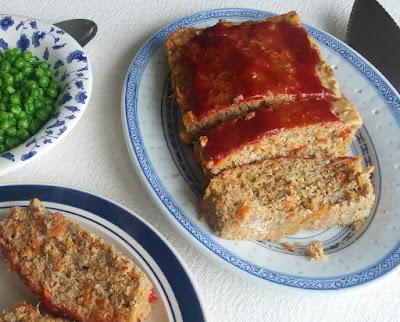 Turkey-Quinoa Meatloaf