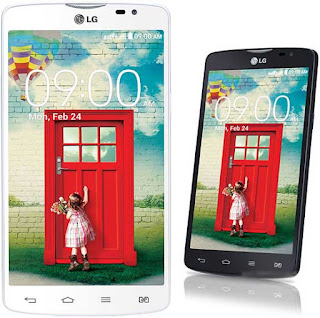 Spesifikasi dan Harga HP LG L80 Dual Sim