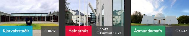 Quatre musées de Reykjavik à ne pas manquer