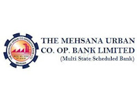 Mehsana Urban Co Operative Bank 2021 Jobs Recruitment Notification of Clerical Trainee 50 Posts