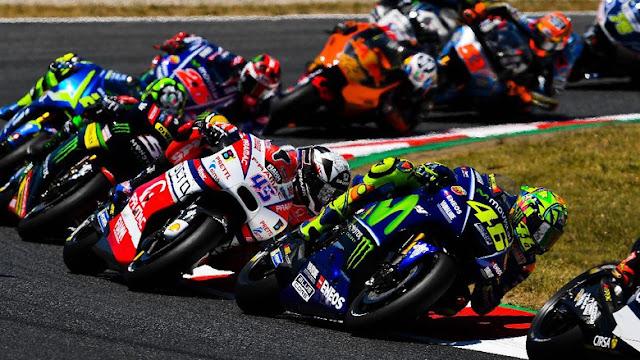 Jelang MotoGP Assen Belanda 2017, Selisih Poin Semakin Tipis