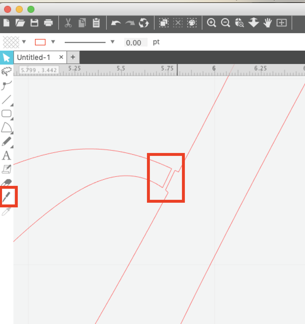 Silhouette Tutorial: Modifying Fonts to Eliminate the
