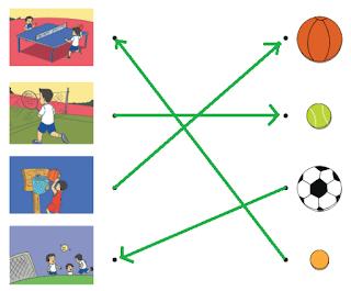 Pasangkan bola dan permainannya www.simplenews.me