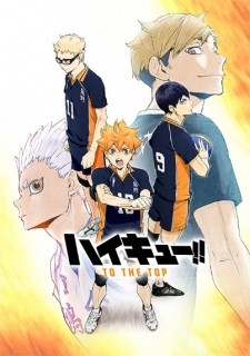 Haikyuu!!: To the Top Opening/Ending Mp3 [Complete]
