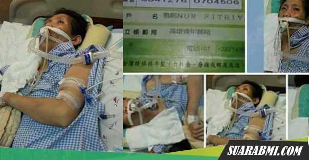 TKW Taiwan Ini Kritis Namun Agensi tak Bertanggung Jawab, Bantu Share Agar Keluarganya Tahu