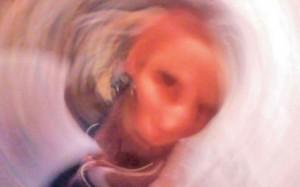 La supuesta selfie tomada desde el infierno