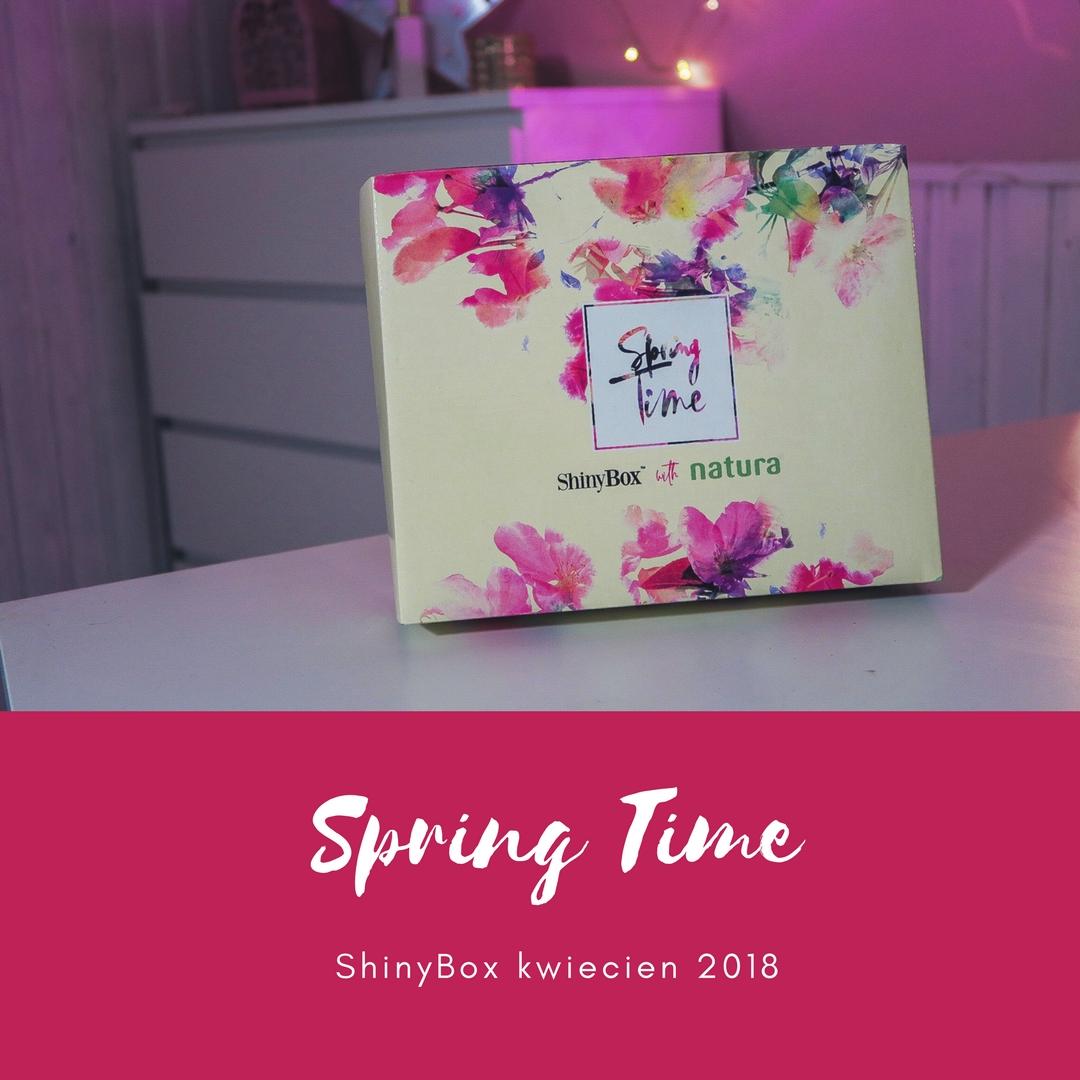 SHINYBOX WITH NATURA - KWIECIEN 2018