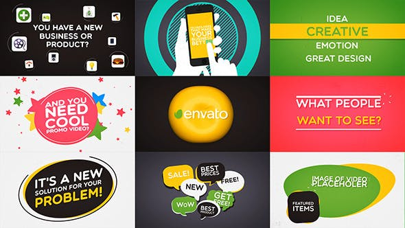 Bubble Boom — Product Promo 2[Videohive][After Effects][5611519]