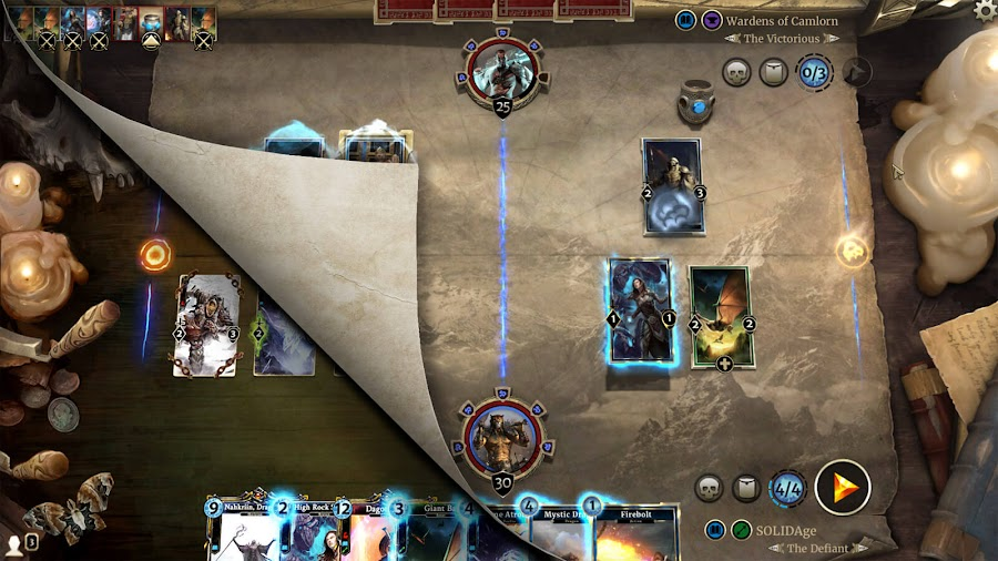 the elder scrolls legends decks