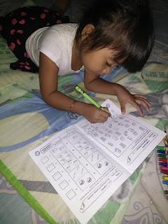 6 Tips Mendampingi  Anak Usia Dini Belajar Dirumah