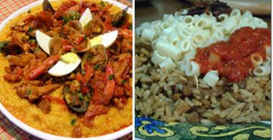 أطباق لاتينية شهية