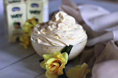 crema al latte gusto frutta