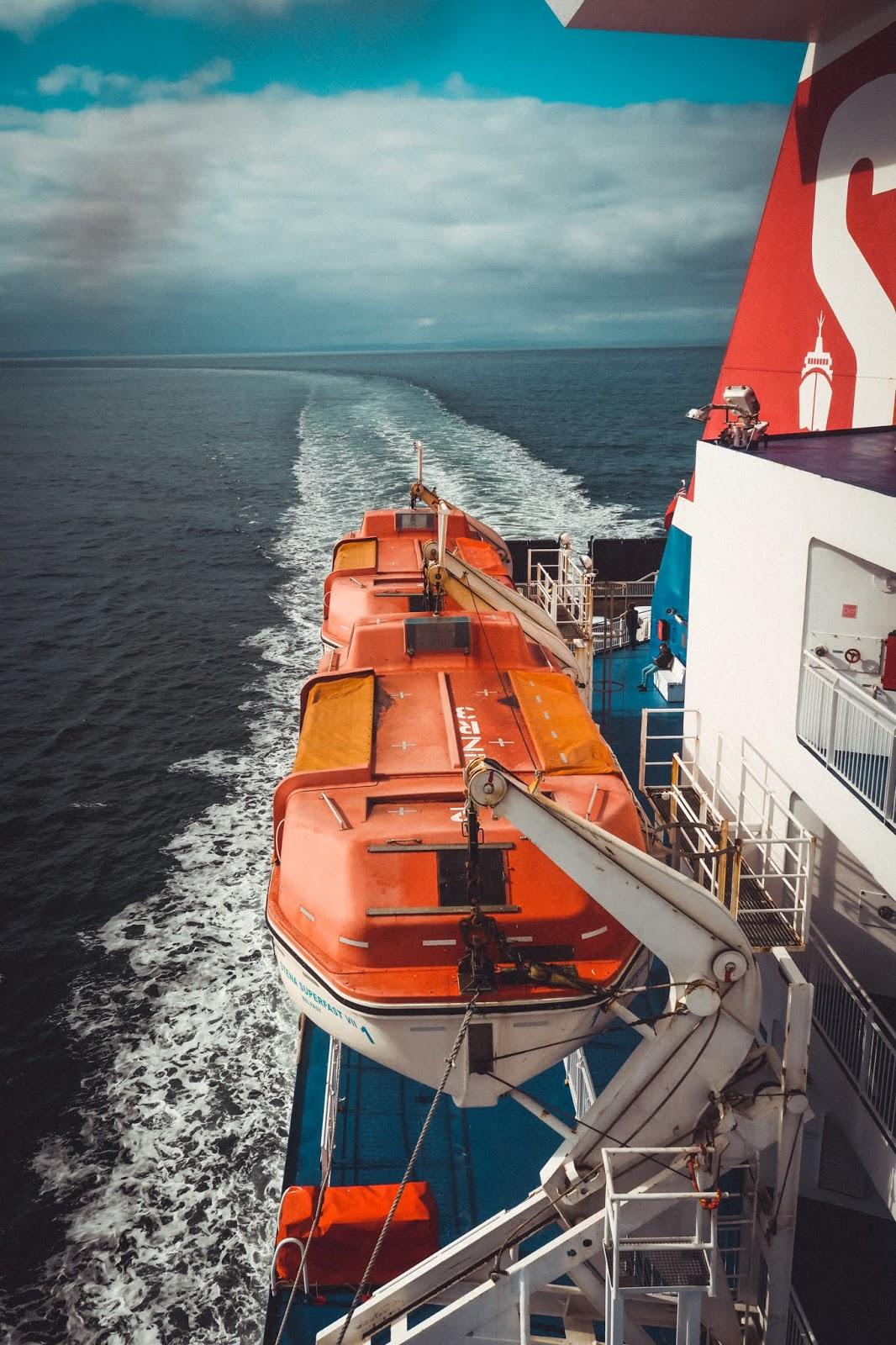 cairnryn irish sea ferry crossing stenaline liquid grain liquidgrain