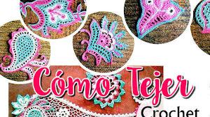 Cómo tejer Crochet Irlandés / Tutorial