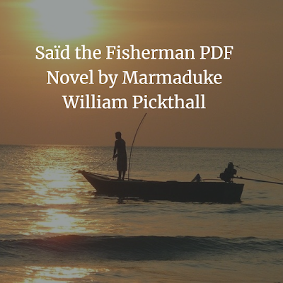 Saïd the Fisherman Free PDF Novel