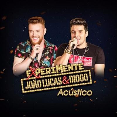 CD João Lucas e Diogo - Experimente (Acústico ao vivo)